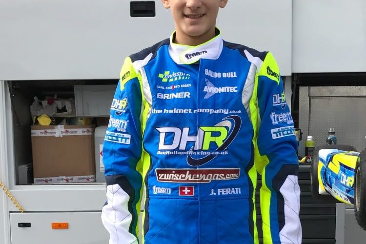 DHR Overall front