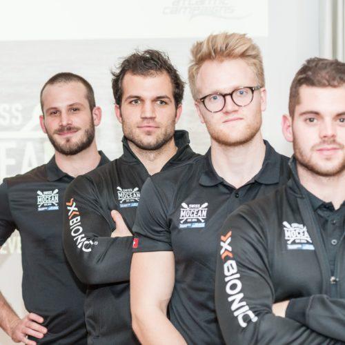 Swiss Mocean Team