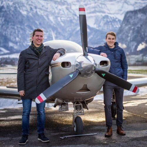 Robin Wenger & Matt Niederhäuser